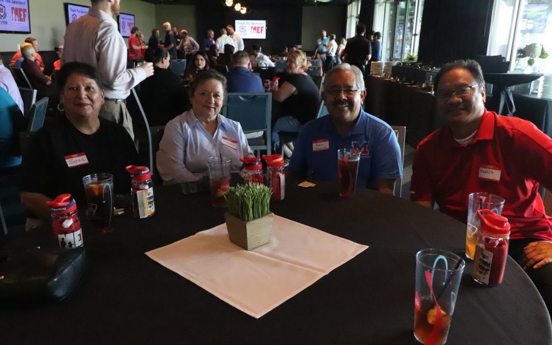 MEF Fourth Annual TopGolf Tournament a big success!