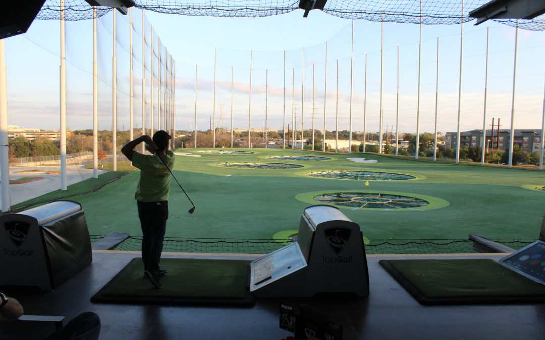 Annual TopGolf Tournament